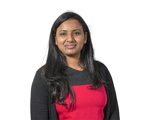 Dr Nithya Ramalingam